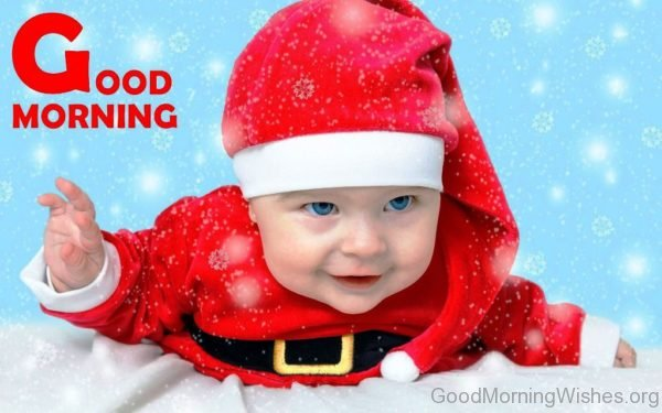 Amazing Baby Good Morning