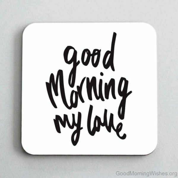 Amazing Good Morning Photo 1
