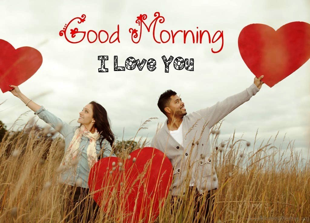 15 Good Morning I Love You Wishes