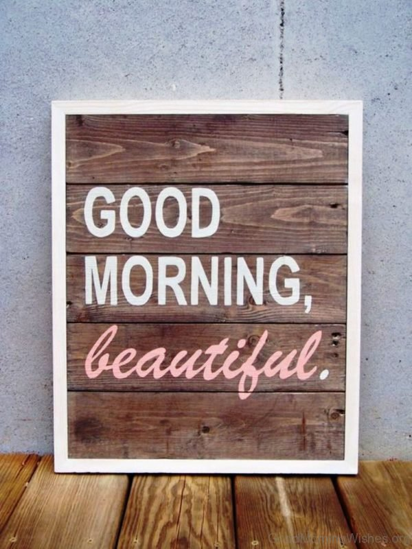 Awesome Image Of Good Morning