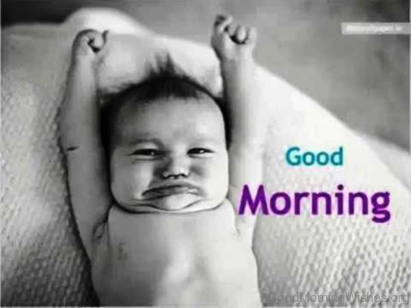 Cute Funny Good Morning