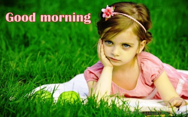 Cute Good Morning Picture