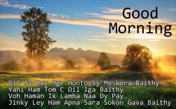 Dil Sy Roy Mgr Honto Sy Moskora Baithy