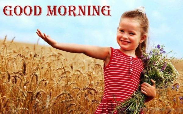 Fantastic Good Morning Pic