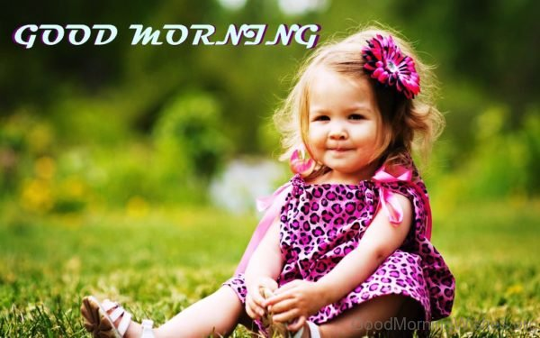 Fantastic Picture Of Good Morning