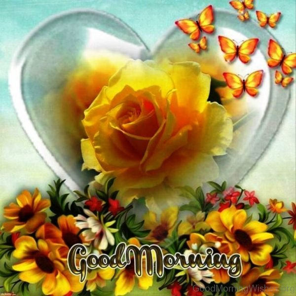 162 lovely good morning wishes with flowers flowers and butterflies good morning mightylinksfo
