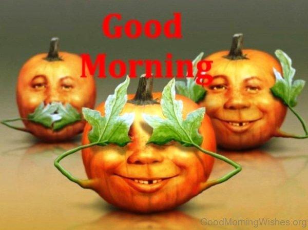 Funny Good Morning Image