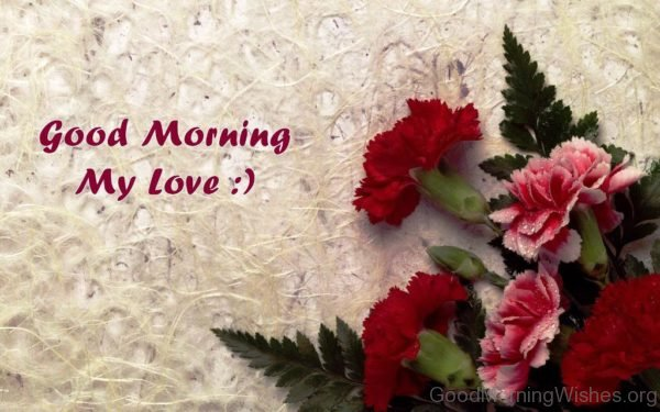 Good Monring My Love 1