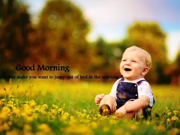 Good Morning Baby 1