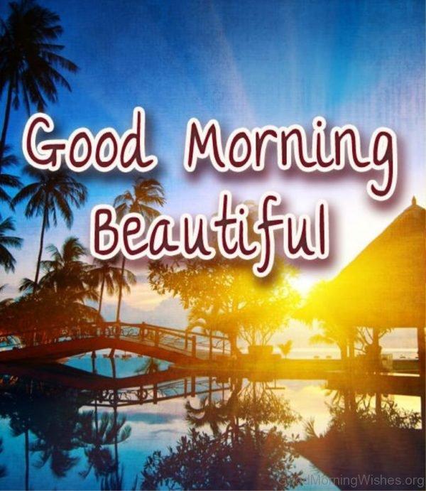 Good Morning Beautiful Pic 3