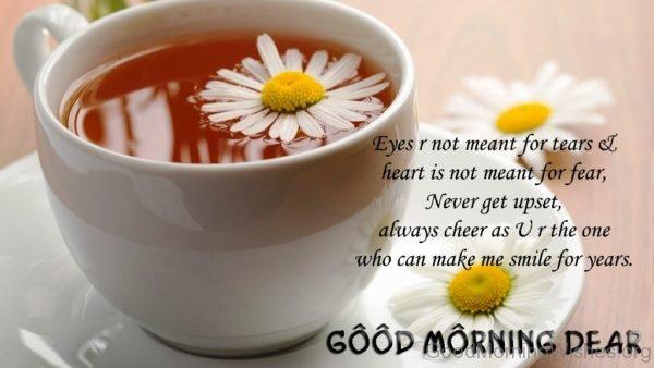 Good Morning Dear 2