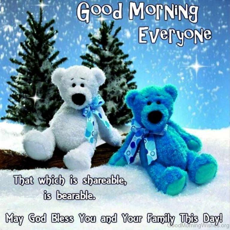 Good Morning Everyone Cute : Good morning images for everyone