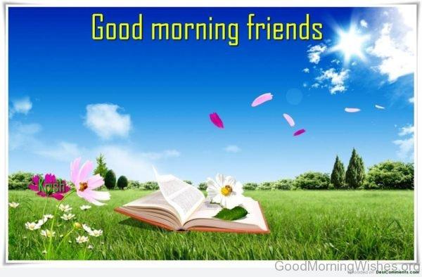 Good Morning Friends 1 1