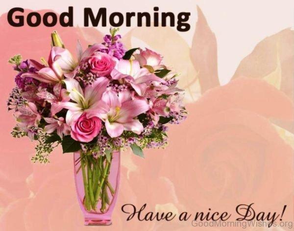 Good Morning Lovely Pic 1