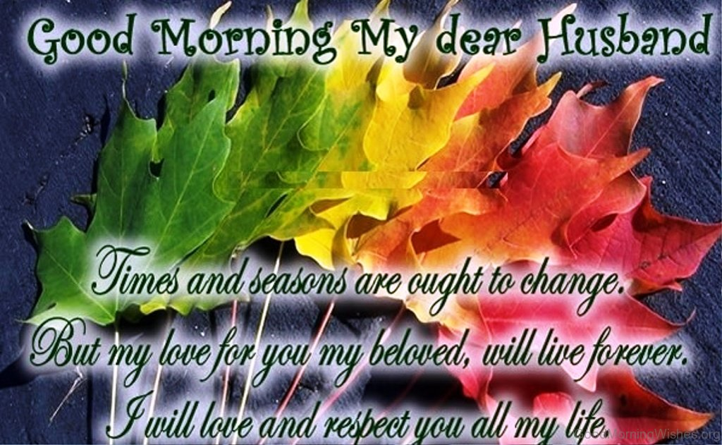 Good Morning My Handsome Man: 22 Good Morning Wishes For Husband