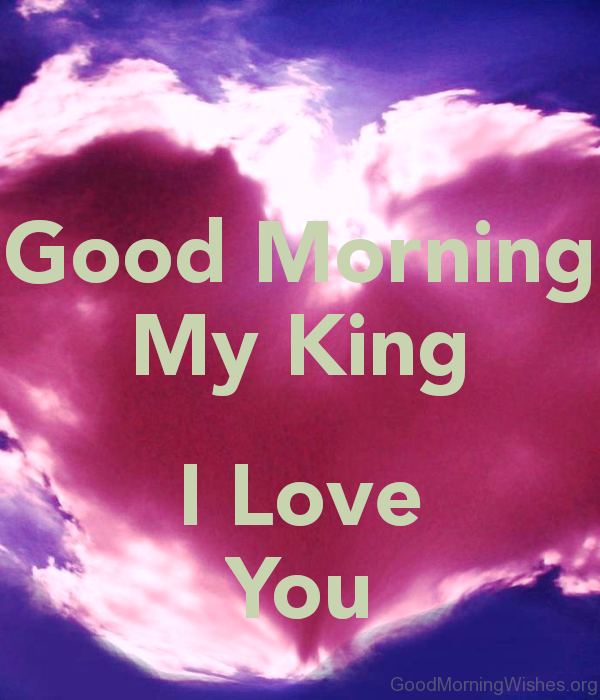 Good Morning My Love Lovingyou : Good morning i love you wishes