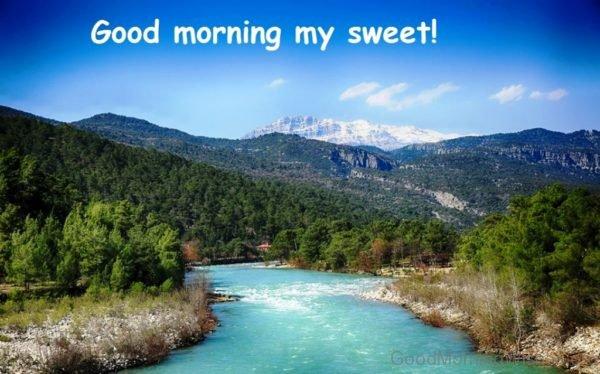 Good Morning My Sweet