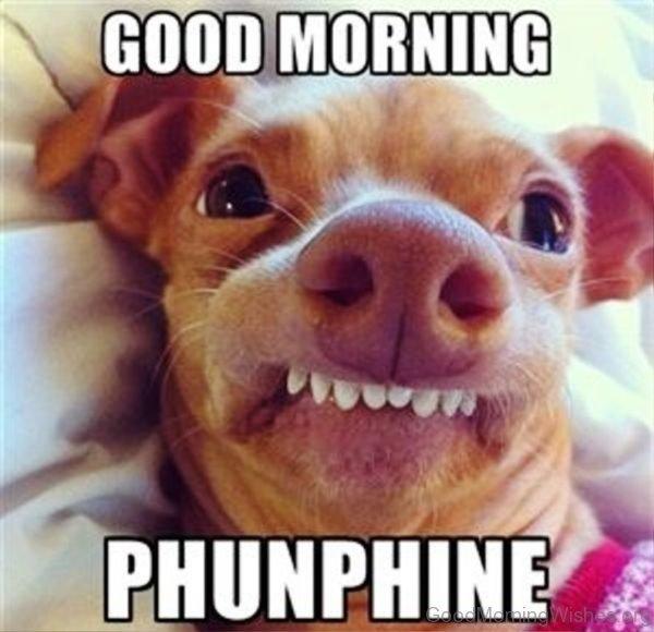 Good Morning Phunphine