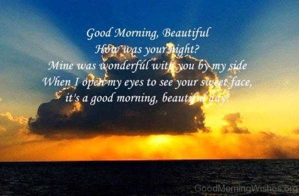 Good Morning Pic 14