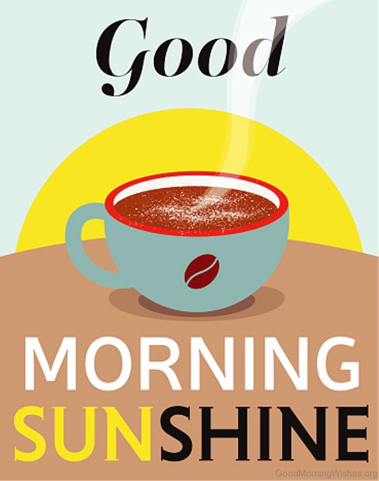 Good Morning My Sunshine In German : Good morning sunshine wishes