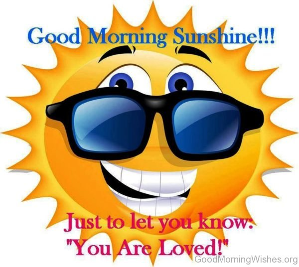 Good Morning Sunshine 1 2