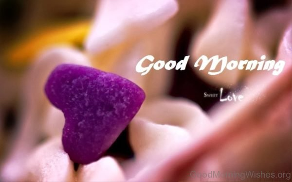 Good Morning Sweet Love 1
