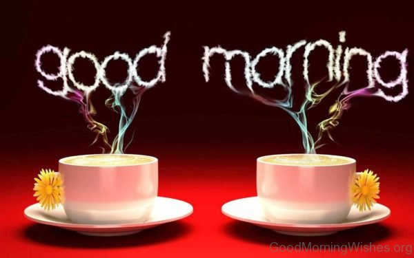 Good Morning Tea 1