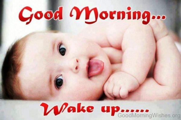 Good Morning Wake Up
