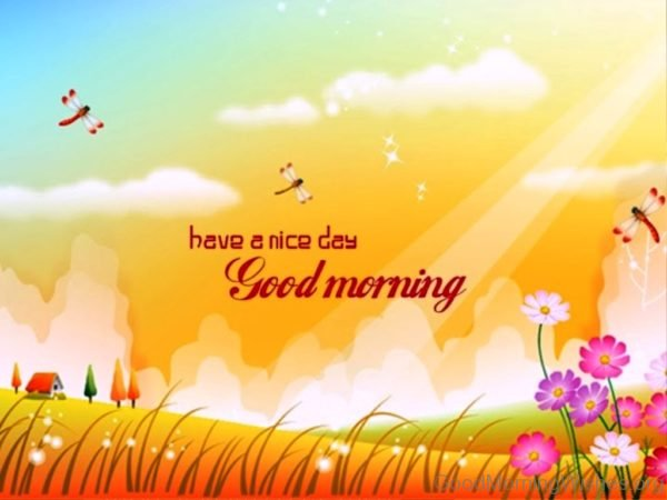 Good Morning Wishes Wallpaper 1