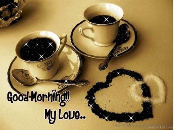 Good Morning With Black Tea 2