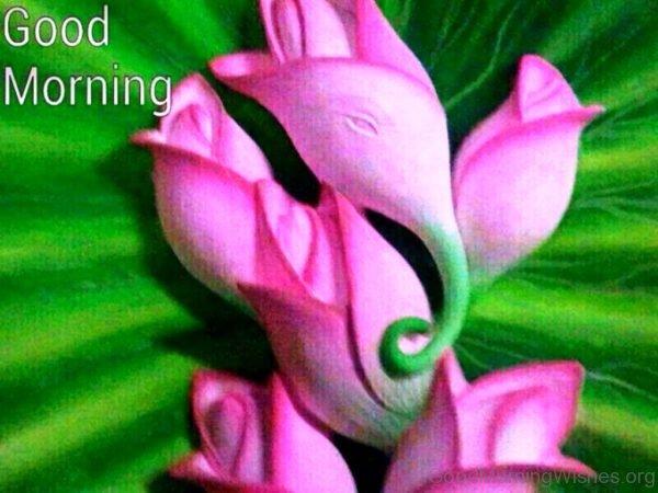 Good Morning With Ganesha