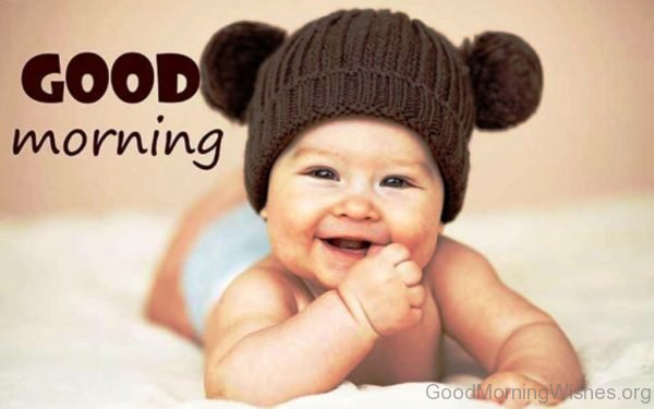 Good Morning With Sweet Baby
