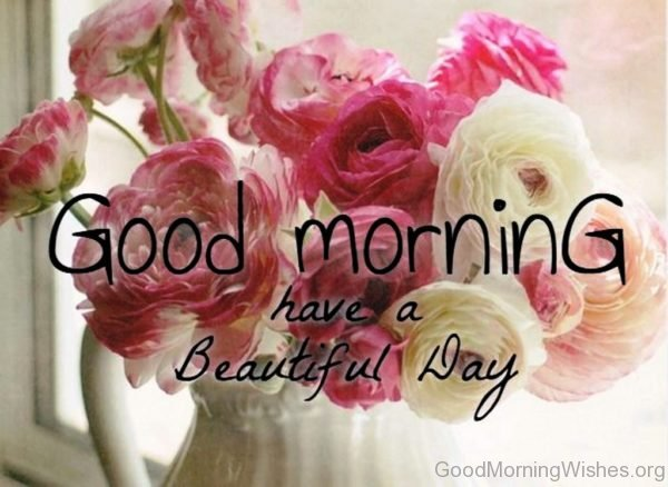 Goodmorning flowers