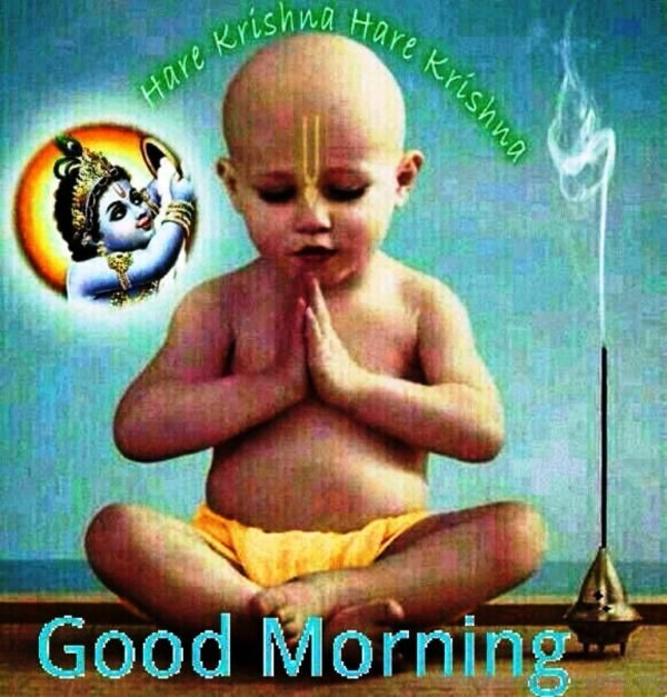 Hare Krishna Good Morning