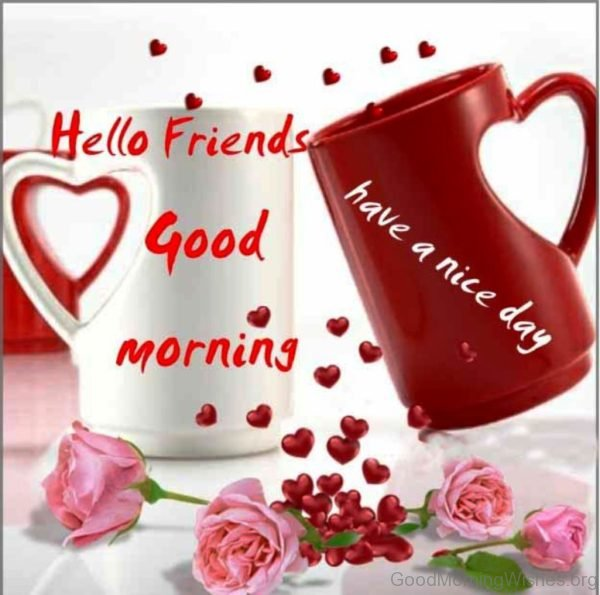 Hello Friends Good Morning