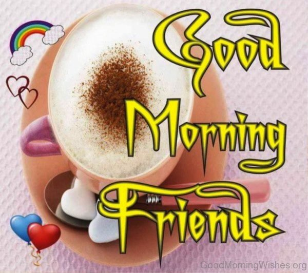Image Of Good Morning Friends 1