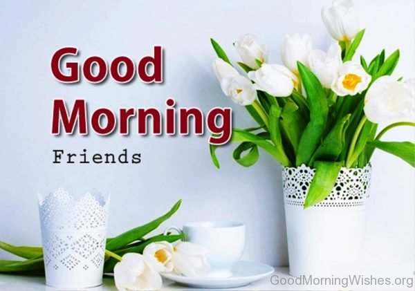Image Of Good Morning Friends 2