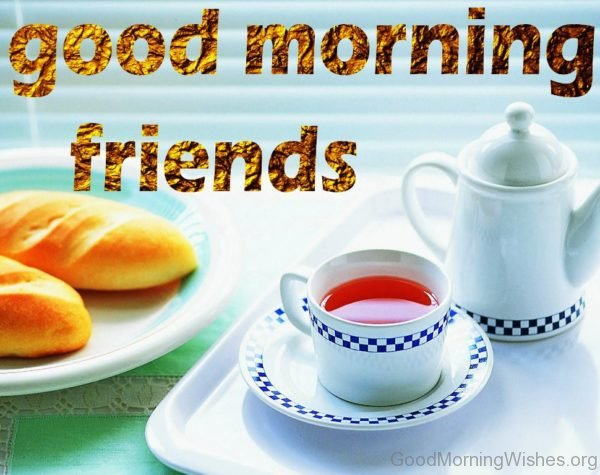 Image Of Good Morning Friends