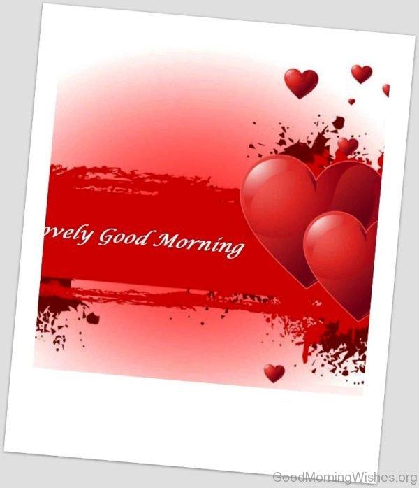Lovely Good Morning 4