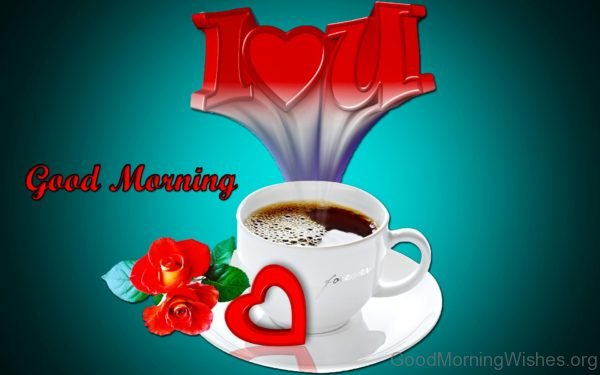 Lovely Good Morning I Love You Pic