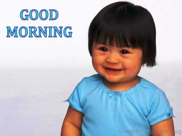 Lovely Good Morning Pic 1