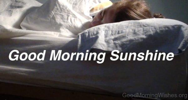 Lovely Photo Of Good Morning