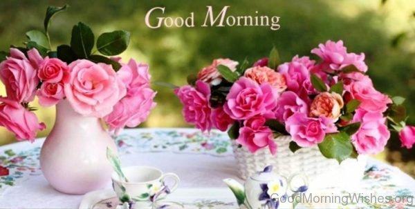 Lovely Pic Of Good Morning 9