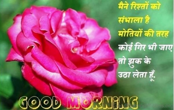 Meine Rishte Ko Sambhala Hai