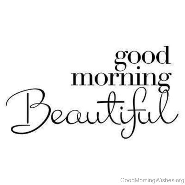 Nice Photo Of Good Morning 1