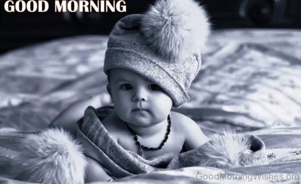 Pic Of Good Morning Baby