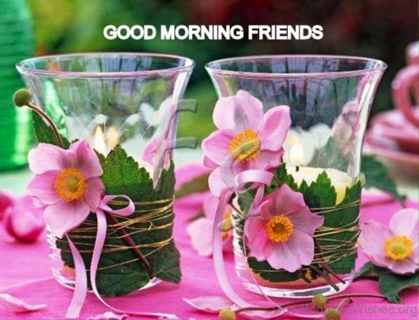 Pic Of Good Morning Frifends