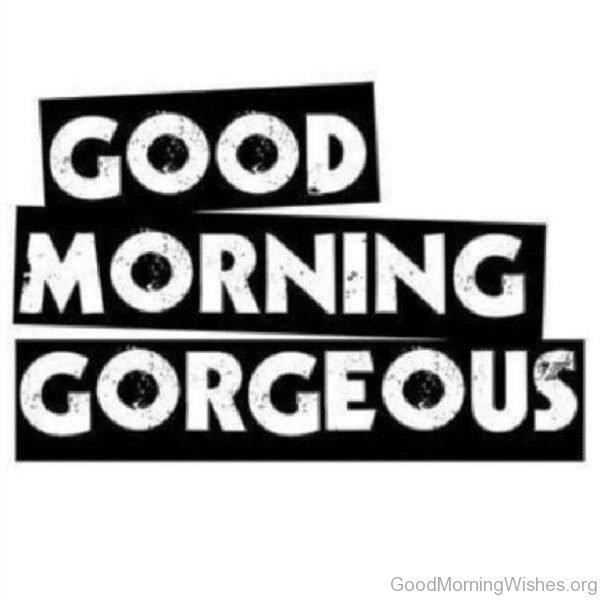 Stunning Photo Of Good Morning