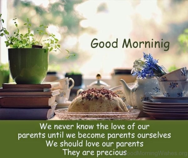 We Never Know The Love Of Our Parents