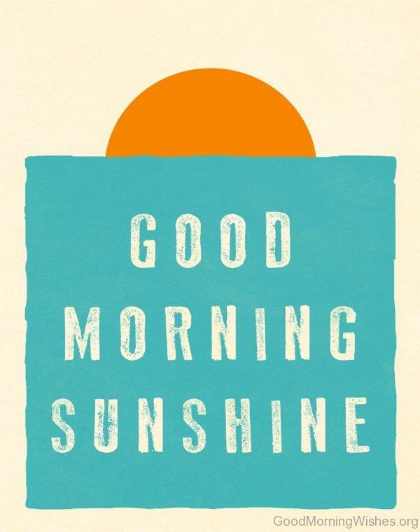 Wonderful Good Morning Pic 1